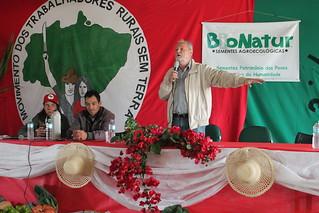 Encontro debate produção agroecológica e preservação das sementes crioulas