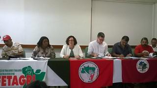 """Incra """"Itinerante"""" chega ao Pará e se reúne com movimentos sociais"""