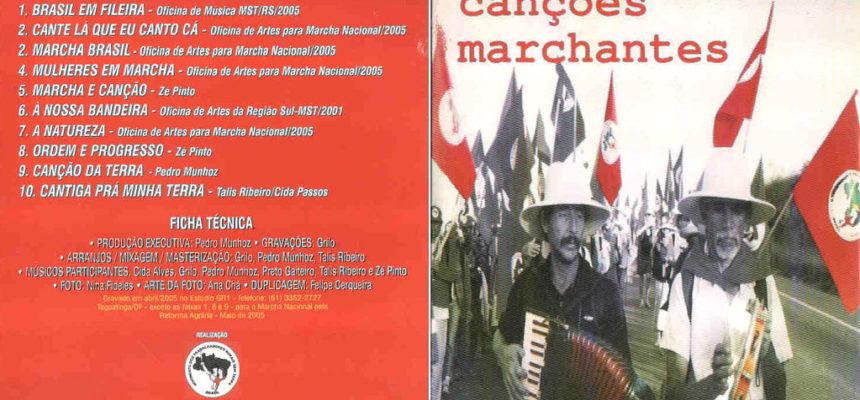 Canções Marchantes
