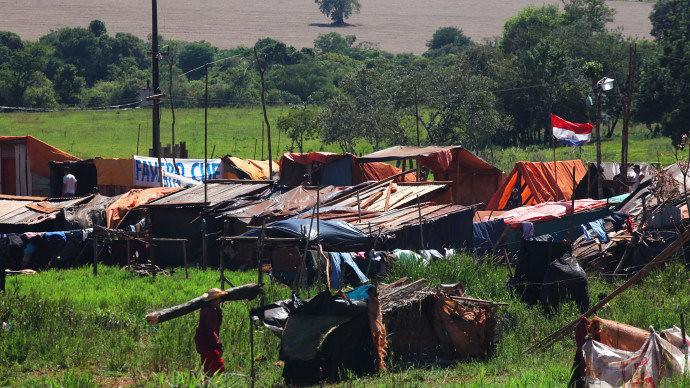 De Lugo a Cartes: o Paraguai sem terra
