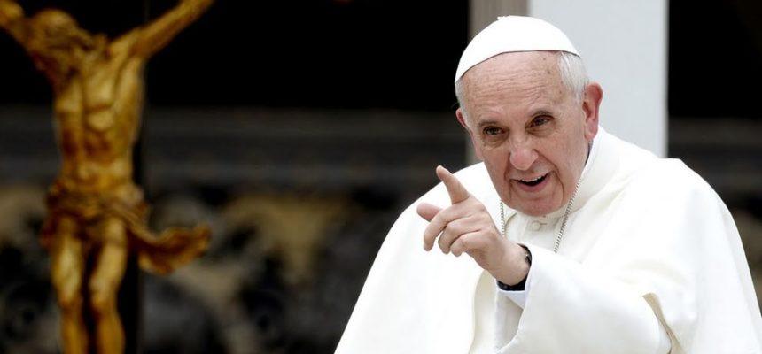 Papa lamenta grilagem de terras por multinacionais e Estados