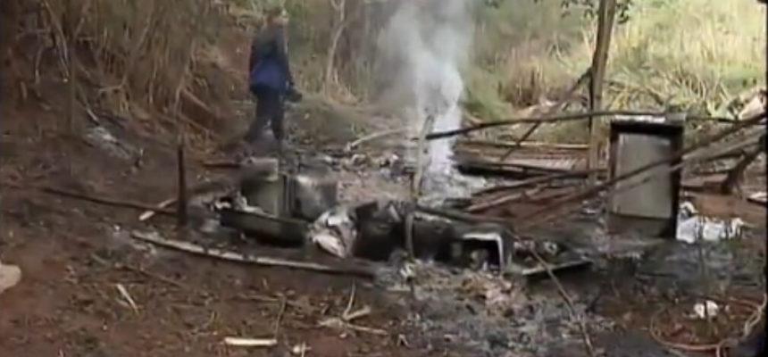 Jagunços invadem acampamento, atiram e ateiam fogo nos barracos