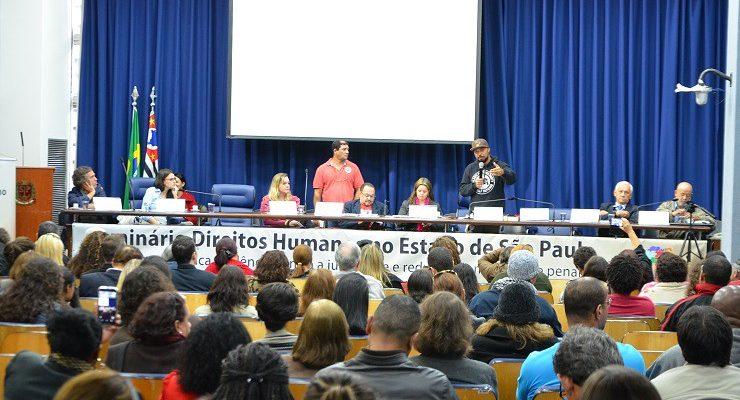 """""""O Estado de São Paulo é a vanguarda do atraso nos direitos humanos"""""""