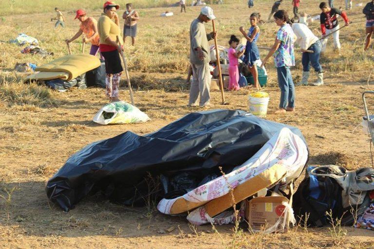 Sem Terra ocupam área abandonada em Minas Gerais