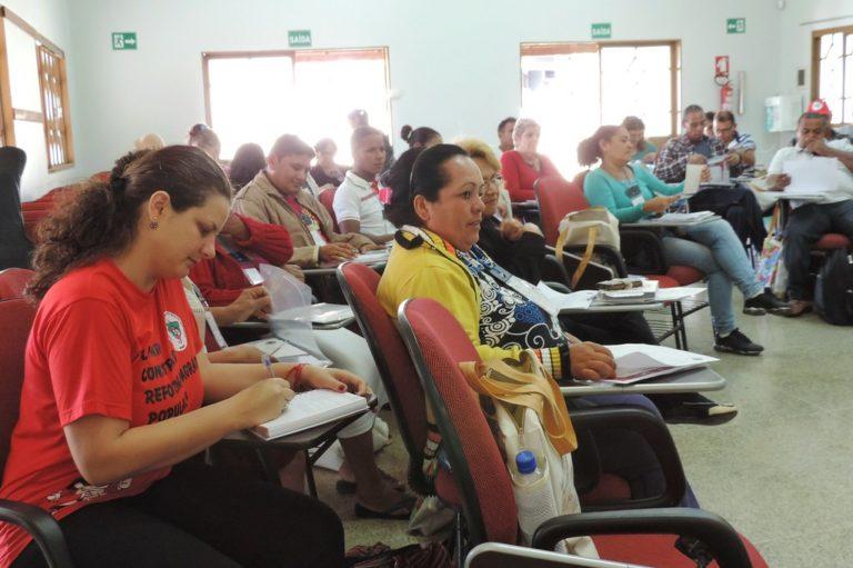 Encontro em Luiziânia debate os desafios da saúde do campo