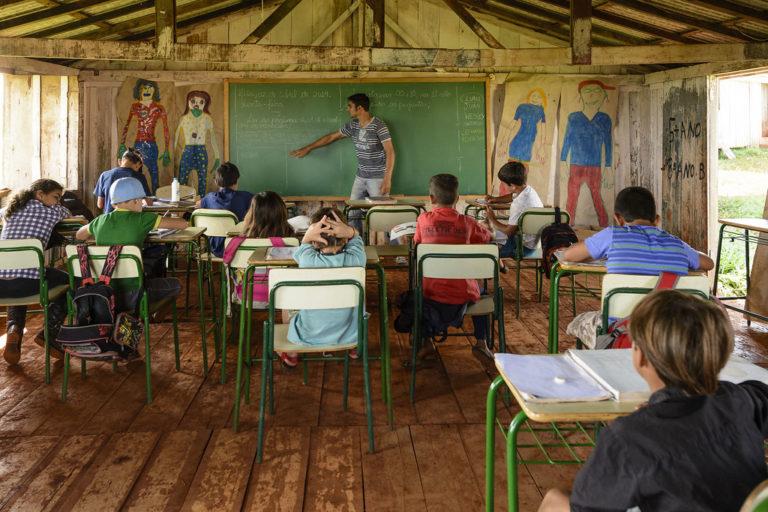 Encontro no RS discute desafios da educação do campo