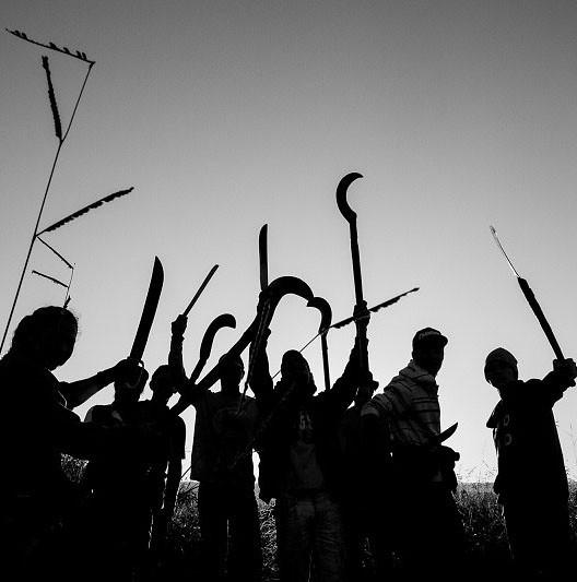 Durmam de botina; a história de um acampamento Sem Terra no Paraná