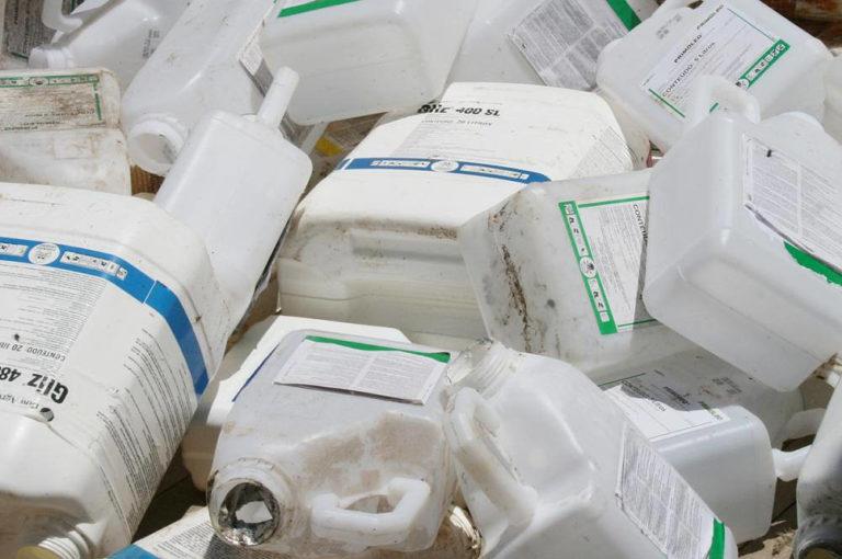 Análise aponta que 90% de uma população argentina estava contaminada pelo glifosato