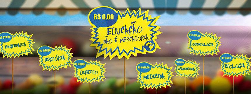 Educadores de todo mundo denunciam à UNESCO a mercantilização da educação
