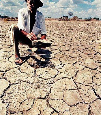 Especialista explica a gravidade das consequências da seca no nordeste