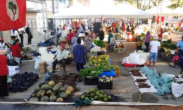 Mais de 35 toneladas de alimentos são vendidos na 5º Feira de Agroecologia da Reforma Agrária