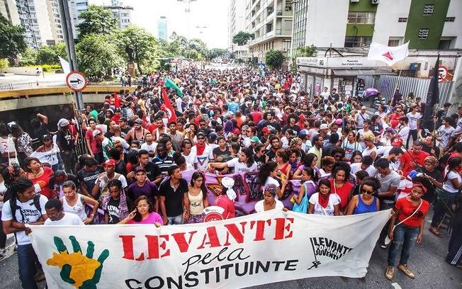 Movimentos convocam população às ruas em defesa dos direitos sociais