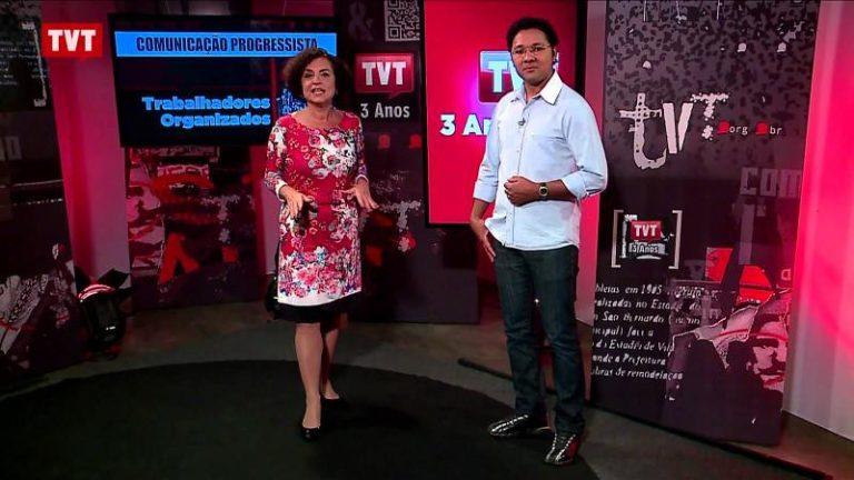 TVT completa cinco anos ampliando programação e alcance