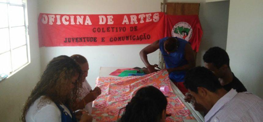 Arte e cultura são temas de atividade protagonizada pela juventude no norte na BA