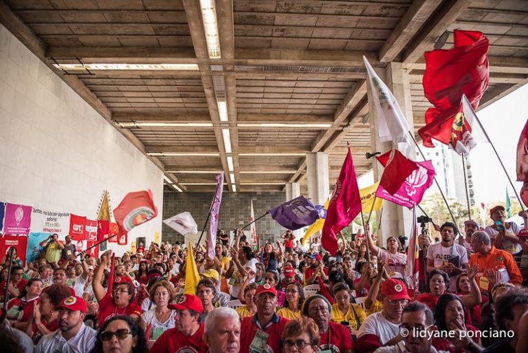 Movimentos batem o martelo e lançam a Frente Brasil Popular