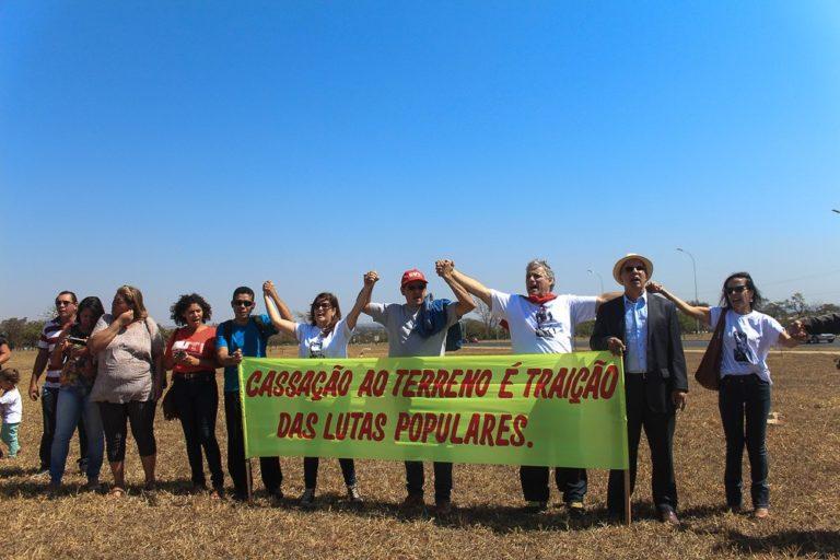 Ato em defesa da construção do memorial Jango é realizado em Brasília