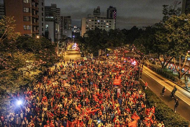 Frente Brasil Popular quer unificar ação de movimentos sociais