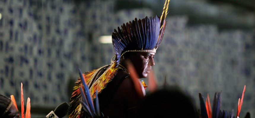 Indígenas convocam coletiva para denunciar assassinato no MS