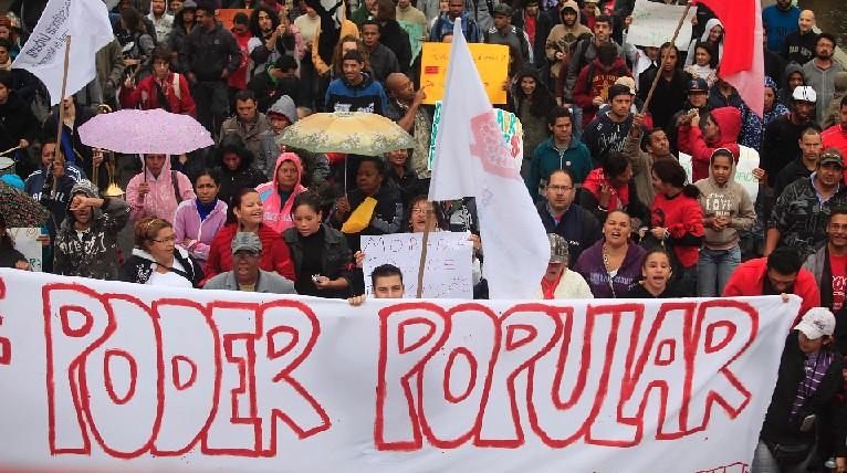 Movimentos realizam conferência para lançar a Frente Brasil Popular