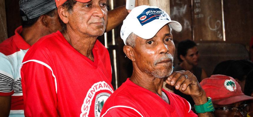 Após oito anos, Sem Terra comemoram conquista de área na Bahia