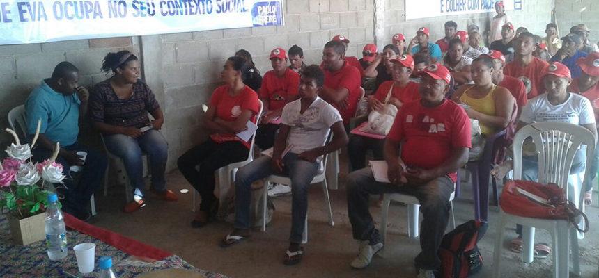 Cursos de formação na Bahia apontam um novo cenário de luta para os Sem Terra