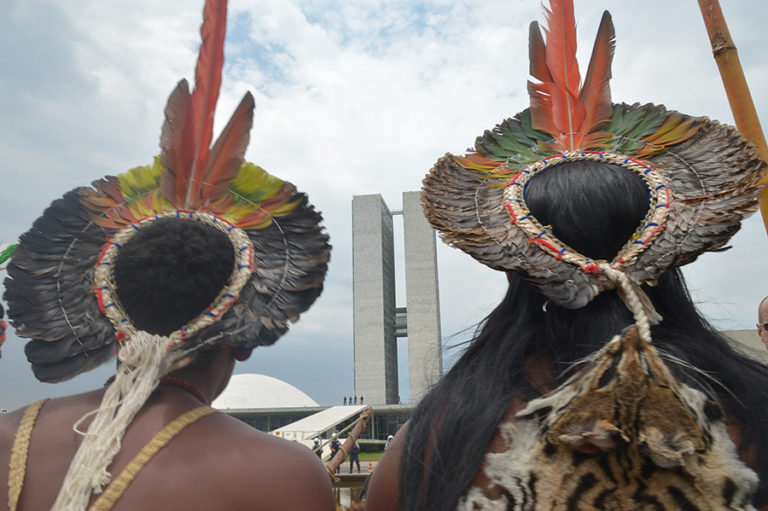 Parlamentares ruralistas teriam incentivado ataques contra Guarani Kaiowá