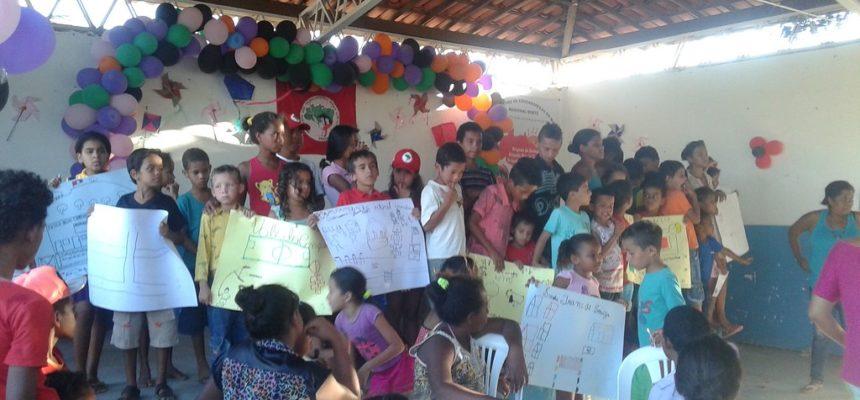 Na Bahia, aprendizado e diversão no 7º Encontro dos Sem Terrinha