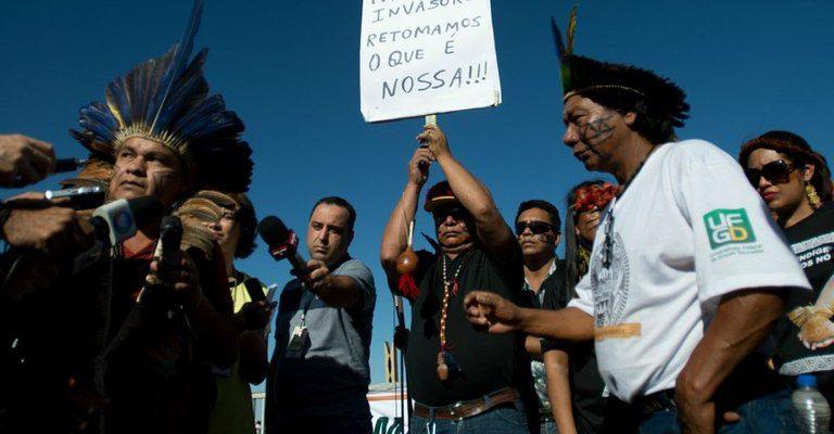 No MS, a questão indígena é um barril de pólvora prestes a explodir