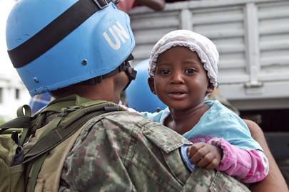 Campanha latino-americana busca apoio pelo fim das tropas da ONU no Haiti