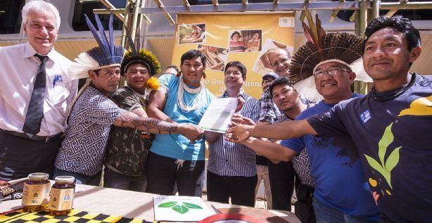 Índios do Xingu conquistam autonomia para colocar produtos orgânicos na mesa dos brasileiros