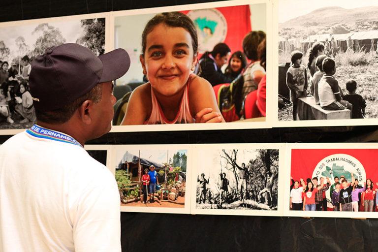 Mostra Cultural expõe produtos da Reforma Agrária durante 2° Enera
