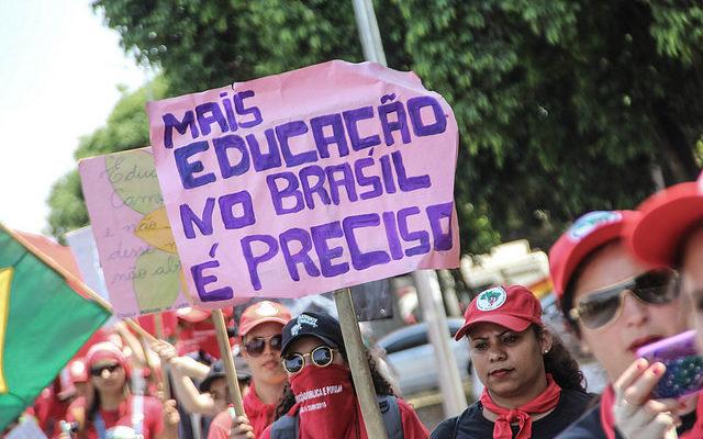 """""""2º Enera mostra que temos condições de reconstruir os processos educativos"""", diz educador"""