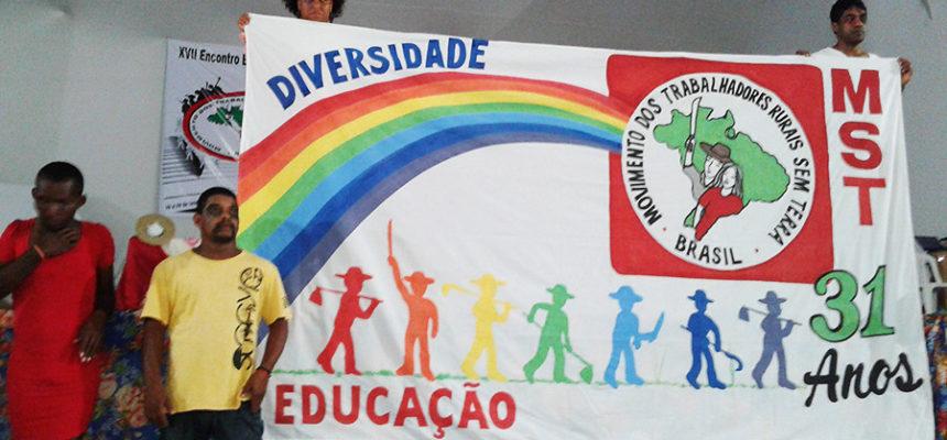 Juventude Sem Terra desafia educadores a avançar na luta contra a LGBTfobia nas escolas do campo