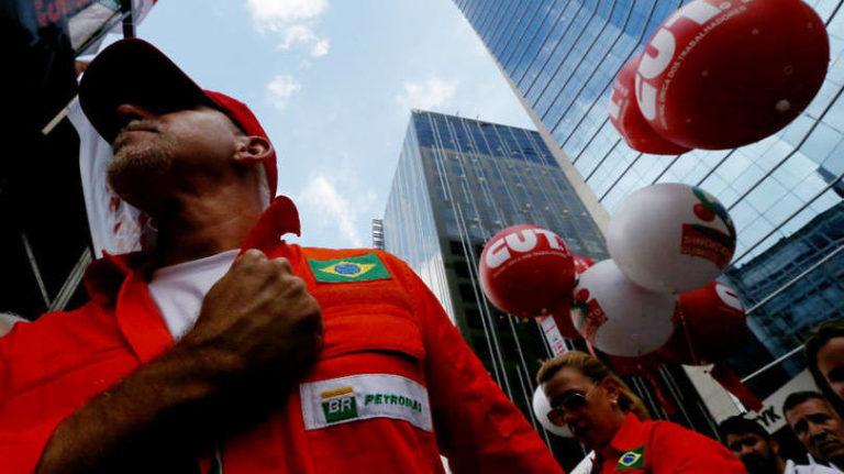 movimentos saem às ruas em Dia Nacional de Luta