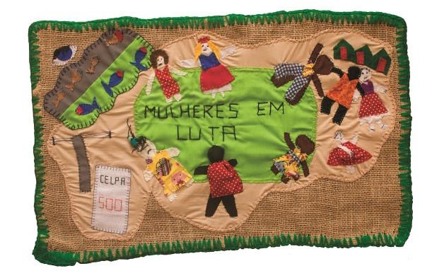 MAB organiza exposição internacional de bordado no Memorial da América Latina