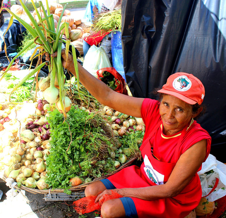 1º Feira Nacional da Reforma Agrária comercializará mais de 200 toneladas de alimentos