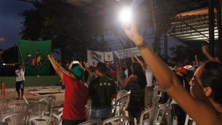 Via Campesina reafirma luta contra modelo adotado para o campo