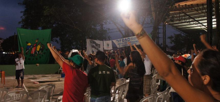 No Pará, Via Campesina reafirma luta contra modelo adotado para o campo