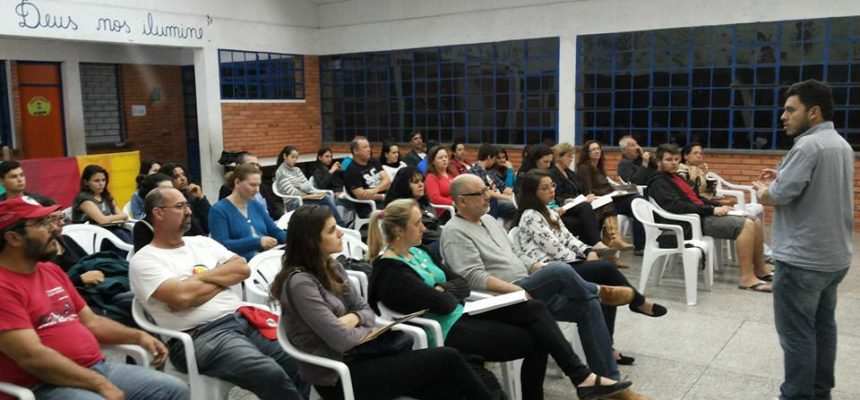 Seminário debate uso de agrotóxicos com acadêmicos no Rio Grande do Sul