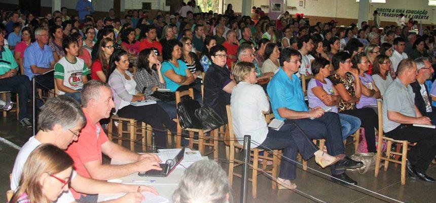 Movimentos debatem Encíclica do Papa Francisco em Santa Catarina