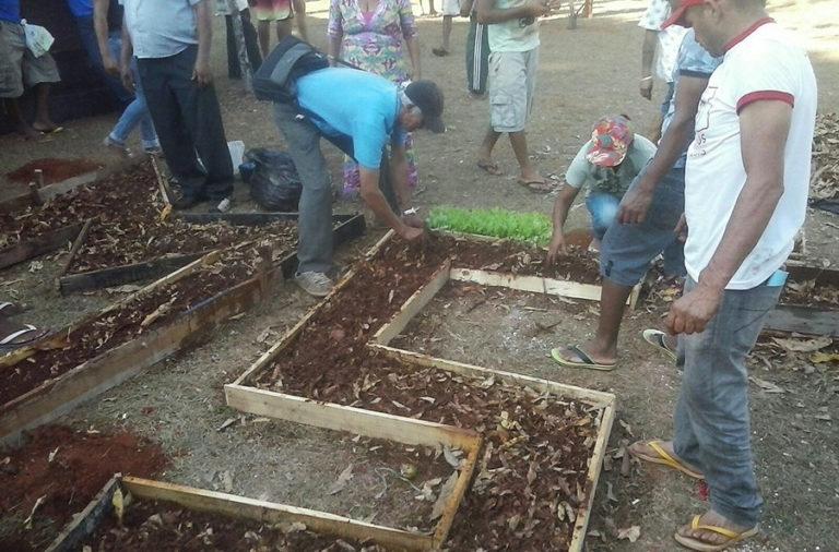 MST realiza atividade de Formação em acampamento permanente em defesa da Reforma Agrária