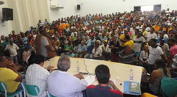 Movimentos sociais denunciam conflitos agrários e violência no campo