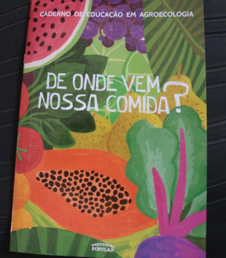 Cartilha sobre agroecologia é lançada na Feira da Reforma Agrária