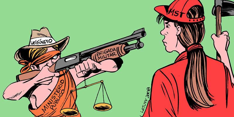 Para MST, ação judicial contra Sem Terras em TO visa criminalizar a luta social