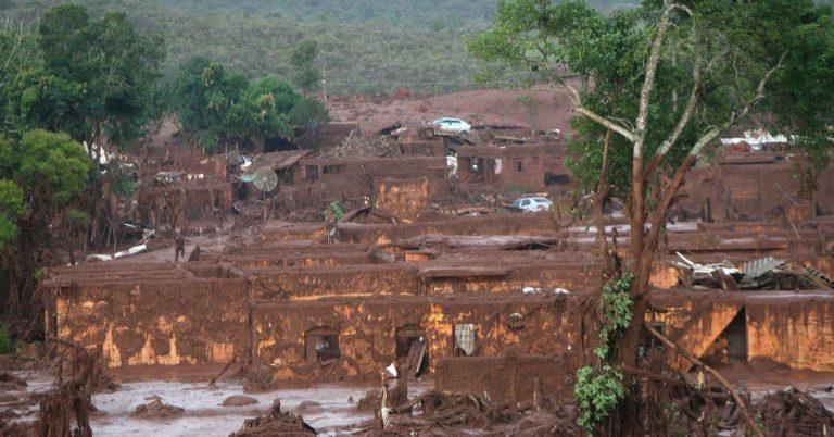 destruição e sofrimento para saciar a voracidade da mineração
