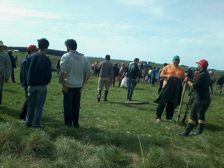 MST participa de audiência para discutir situação de fazenda ocupada em Santana do Livramento