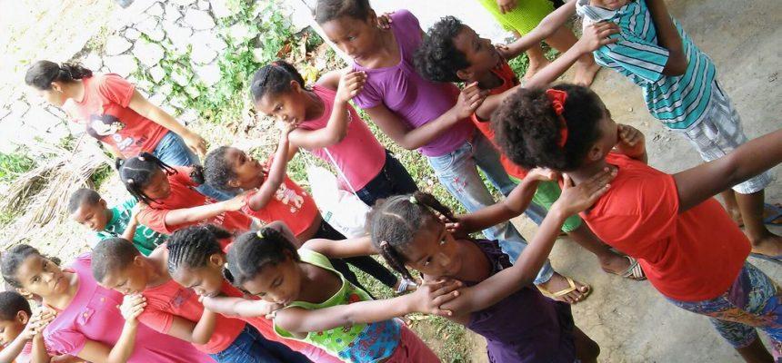 Sem terrinha fortalecem a identidade camponesa no baixo sul da Bahia