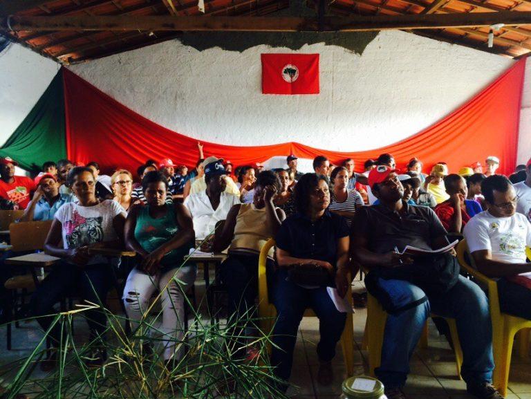 Juventude baiana debate os atuais desafios enfrentados pela classe trabalhadora