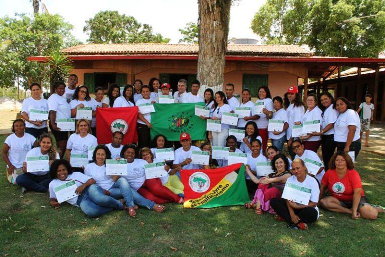 educadores do campo fortalecem a luta pela erradicação do analfabetismo