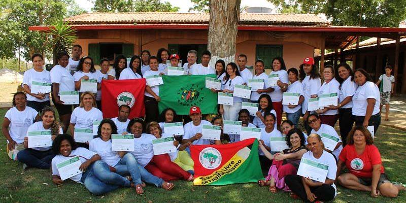 Na Bahia, educadores do campo fortalecem a luta pela erradicação do analfabetismo